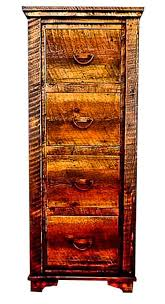 Reclaimed Wood File Cabinet Rustic Reclaimed File Cabinet Country Road Collection From Crookedwood