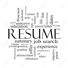 Best Words For Resumes words for resumes resume for your job application