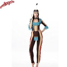 Pocahontas Halloween Costume Women Compare Prices Womens Pocahontas Costume Shopping Buy