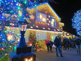 houses with christmas lights near me christmas lights britain s most festive street lit up decorations
