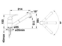 design kã chenarmatur blanco daras s chrom niederdruck ka 1 4 chen armatur mischbatterie