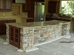 aspen kitchen island stone veneer kitchen island baker masonry llc 503 539 6792
