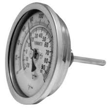 Jual Thermometer Wika bimetallic thermometer all industrial manufacturers