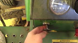 johndeere 955 review start up drive and walk around enjoy