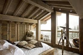 chambre douillette elégance alpine d un chalet à courchevel galerie photos d