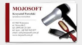business cards templates barber hair stylist hair salon