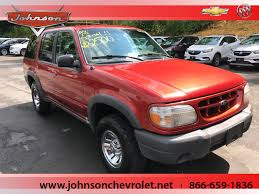 1999 ford explorer 4 door 1999 ford explorer suv 4 door for sale 51 used cars from 1 169