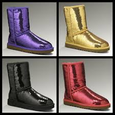 Sequined Uggs Fashion Makeup Beauty Shoes All Things