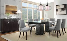 118 dark finish dining room furniture cheap dining room table and