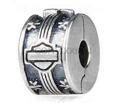 european style bracelet charms images Harley davidson clip lock stopper bead for european style charm jpg