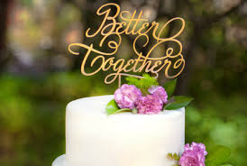 cool wedding cake toppers creative wedding cake toppers we sandals wedding