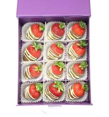 White Chocolate Dipped Strawberries Box 45 Best Bouquets Images On Pinterest Candy Bouquet Chocolate