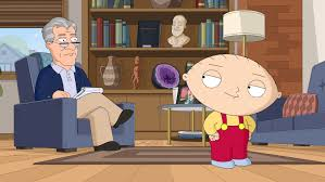family review stewie episode has no commercials spoilers