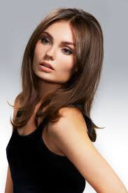 hairstyle for below the shoulder the prettiest hairstyles shoulder length