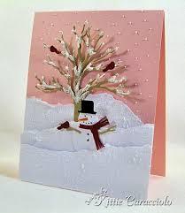 the 25 best snowman cards ideas on pinterest handmade christmas