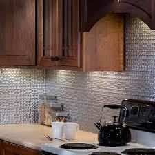 kitchen fasade backsplash terrain in argent silver kitchen b6709