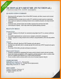 Career Summary Resume Example by Resume Qualifications Summary For Retail Contegri Com