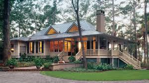 Floor Plans With Wrap Around Porch by Top 12 Best Selling House Plans Southern Living