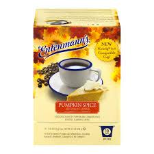 entenmann u0027s coffee pumpkin spice cups 10 ct walmart com