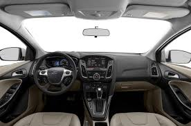 New Focus Interior New 2017 Ford Focus Electric Price Photos Reviews Safety