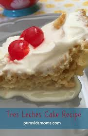 costa rican tres leches recipe pura vida moms