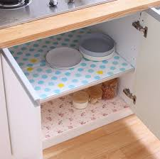 best kitchen shelf liner non adhesive shelf liner kitchen drawer cabinet liners l