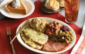 cracker barrel christmas dishes 18 chain restaurants that will be serving thanksgiving dinner