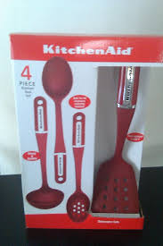 Red Kitchen Utensil Set - 108 best kitchen aid images on pinterest kitchen gadgets