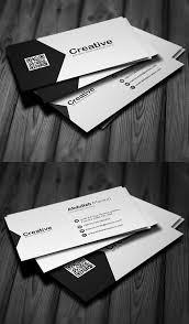 corporate creative business card psd templates design graphic