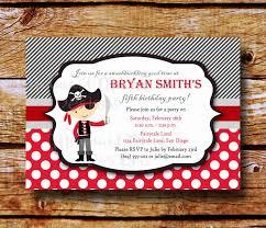 pirate birthday invitations plumegiant com