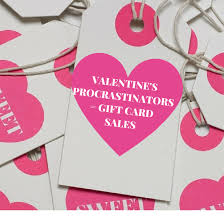 valentines sales beauty business