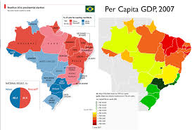 Election Maps Are Telling You Us Election Gdp Map World Elections Elections Referendums And