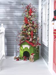 christmas holiday centerpieces pinterest dog house with christmas