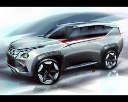 mitsubishi suv 2014 hybrid concepts 2014