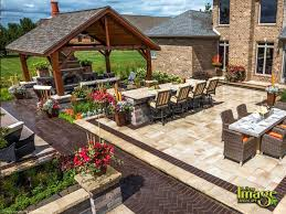 house review outdoor living spaces professional builder outdoor living spaces outdoor kitchens fireplaces ovens