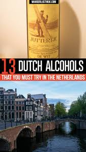 exotic color names 13 interesting dutch spirits u0026 liquors you must try in the netherlands