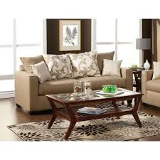 Sofas Made In Usa Venetian Worldwide Colebrook Beige Sofa W Pillows Made In Usa