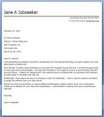 Career Change Resume Examples by Cover Letter For Career Change Jvwithmenow Com
