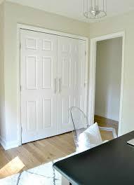 Updating Closet Doors Painted Bifold Closet Doors Roselawnlutheran