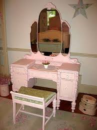 Shabby Chic Vanity Table by 345 Best Vanity Tables Love Images On Pinterest Home Mirrors