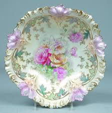rs prussia bowl roses rs prussia bowl so beautiful tea time cupcake party