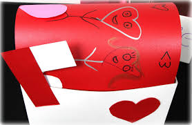 Valentine S Day Flags Crafting Idea For Teachers Valentine U0027s Day Boxes For Kids Jam Blog