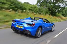 ferrari 488 modified new ferrari 488 spider 2016 review magazine cars