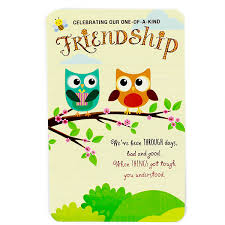 friendship cards one of a friendship card at best prices in india