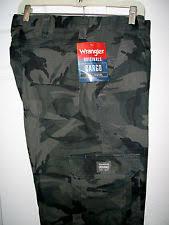 Wrangler Real Comfortable Jeans Wrangler Cargo Jeans Ebay