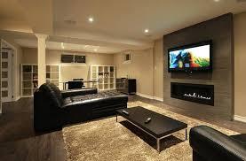 modern basement design contemporary basement designs basement interior design ideas