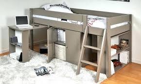 lit combin avec bureau lit combin avec bureau et rangement lit combine bureau