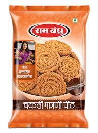 bhajni chakli mini bhakarwadi namkeen chakali bhajani snacks masala empire spices foods limited