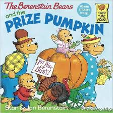 Berenstien Bears Berenstain Bears And The Prize Pumpkin Paperback Stan