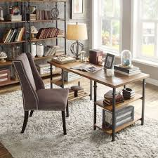 rustic home interior design ideas rustic home office furniture best 25 rustic home offices ideas on